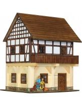 Hiša - Shramba za pridelke