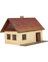Lesena hiška