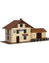 Železniška postaja - velika