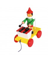Pinokio s ksilofonom