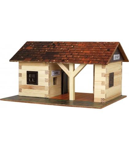 Železniška postaja - majhna