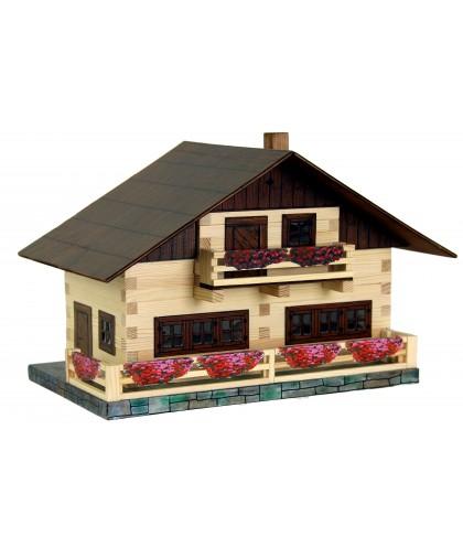 Alpska hiša