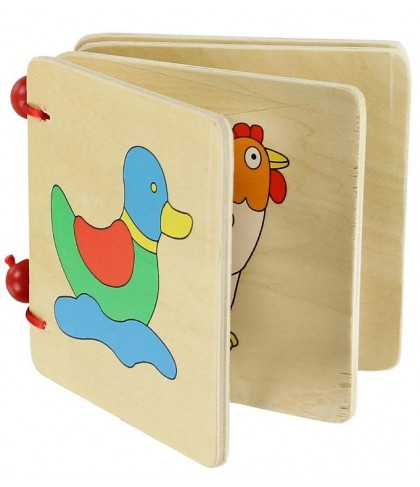 Lesena knjiga