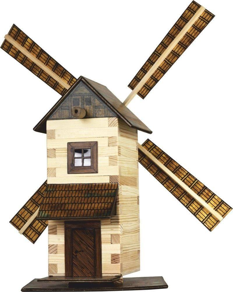 mlin na veter